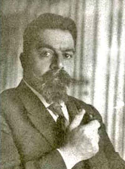 Минцмейстер эликум бабаянц (1899,1906-1913 гг)